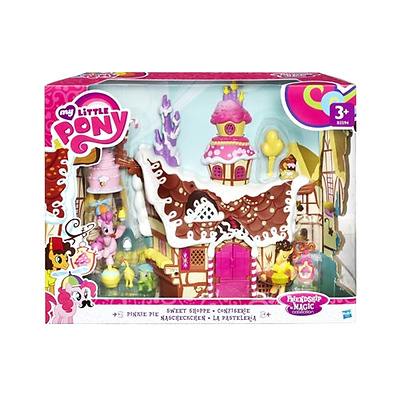 Playset My Little Pony Friendship is Magic Collection Pinkie Pie Sweet Shoppe