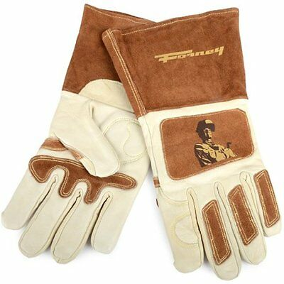 Forney 53411 Signature Men's Welding Gloves, X-Large New
