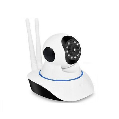 Telecamera Ip Camera Hd Wireless Led Ir Lan Motorizzata Wifi Rete Internet S
