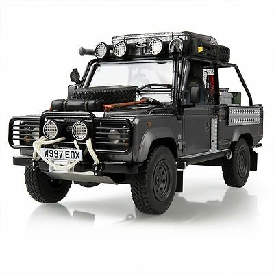 Genuine Land Rover Gear- LAND ROVER DEFENDER - TOMB RAIDER - 1:18 SCALE MODEL