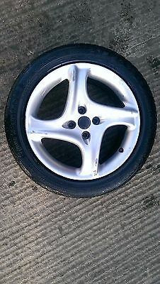 Fiat Coupe 16v Alloy Wheel SET OF X 4