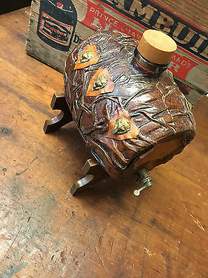 Vintage Rep.S.Marino Whisky Decanter