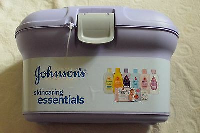 Cheapest Johnson's Baby Skincare Essentials Box Free P&P,300ml bottles, sealed,