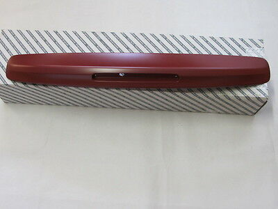 New Genuine Fiat 500 Cabriolet Roof Spoiler Red Rosso 77365300
