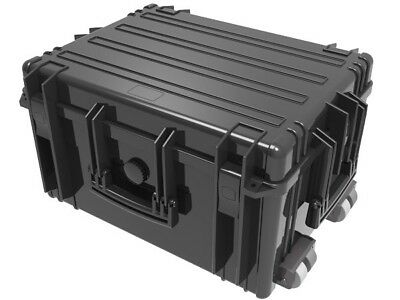 Waterproof Case Trolley Koffer Transport Box Camping Outdoor Segeln wetterfest