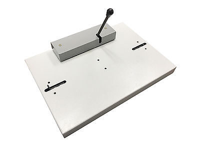 Plate Punch for Heidelberg Ryobi Hamada TABLE TOP 220mm Heavy Duty