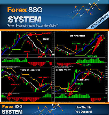 """Forex Indicator Forex Trading System  mt4 Trend Strategy Forex """"FX -SSG """""""