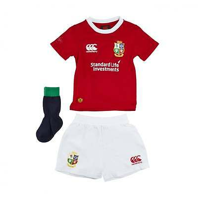 Canterbury British and Irish Lions Infant Kit - Red