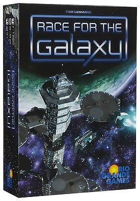 Race for the Galaxy - NEW - Board Game by Rio Grande Games