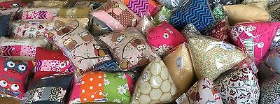 PIN CUSHIONS 1 pyramid weighted base & 1 rectangle/square EXCLUSIVE DESIGNS