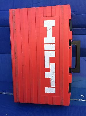 Hilti Te 5A Battery Operated Sds Hammer Drill With Flashlights &case