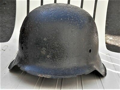 Ww2 German Third Reich Era Military Halmet M42 , Good