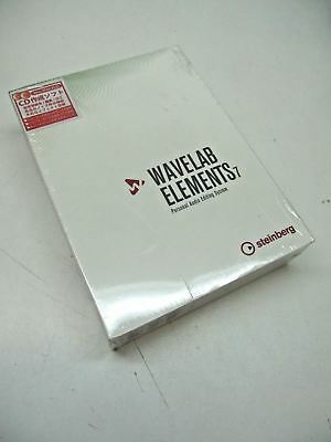 Steinberg Media Technologies Wavelab Elements 7 for PC, Mac - Japanese version