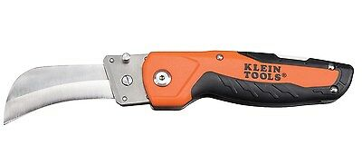 NEW KLEIN TOOLS - 44218 - CABLE SKINNING UTILITY KNIFE w/ REPLACEABLE BLADE