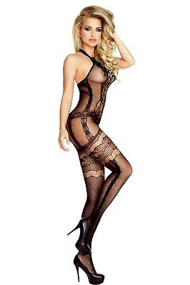 Catsuit Bodystocking ouvert aprire Biancheria Sexy PR4666 Provocative