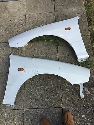 Honda Integra Type R Dc2 Ukdm Pair Of Wings Fenders Champ White Nh0 L&r