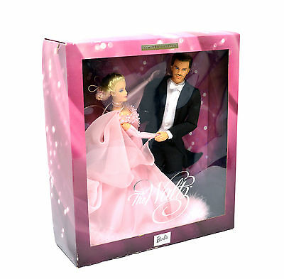 Barbie Collectibles Barbie and Ken Doll in The Waltz B2655 - New In Box
