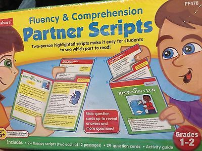 New Fluency & Comprehension Partner Scripts - Gr. 1-2 by Lakeshore FF 478