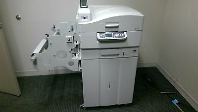 iSys Apex 1290 Digital Label Printer - Defective - For Parts