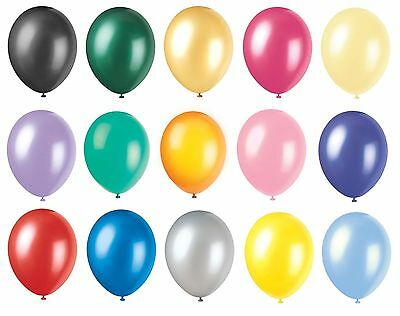 LARGE PLAIN BALONS BALLONS helium BALLOONS Quality Birthday Wedding partyBALOON