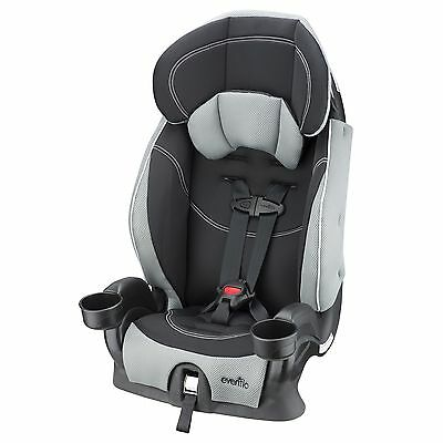 New Jameson Evenflo Chase LX BOOSTER SEAT,Harnessed Adjustable BABY CAR SEAT,