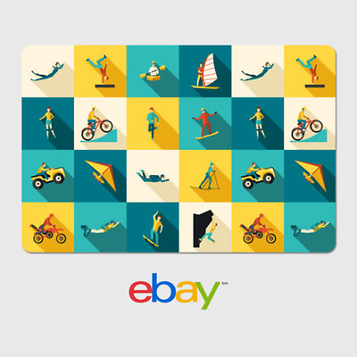 eBay Digital Gift Card - Sports and All Things Outdoors -  email delivery