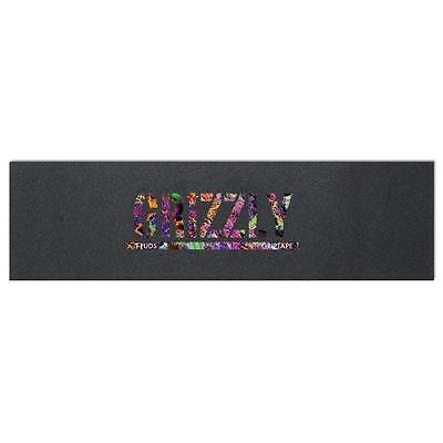 Grizzly Grip Tape Fruity Pebbles Stamp T-Puds Pro Full Skateboard Deck Griptape