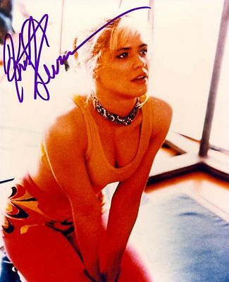 Kristy Swanson, Actress Autographed Signed Reavealing Pose 8X10 With Coa