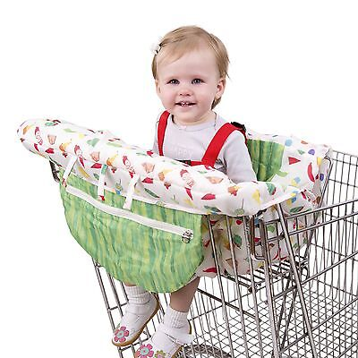 The World Of Eric Carle Hungry Caterpillar Shopping Cart Cover #15-646