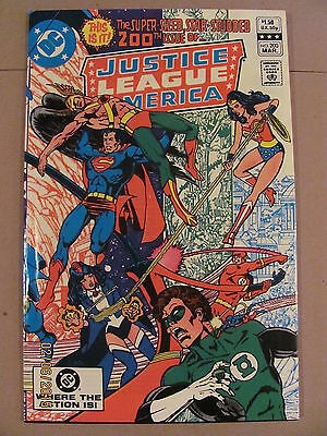 Justice League of America #200 DC Comics 1960 Series Anniversary Issue 76 pages