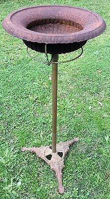 Vintage/Antique Cast Iron Plant/Display Stand