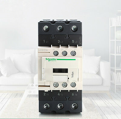 Schneider LC1D50AM7C Contractor AC220V 50A New