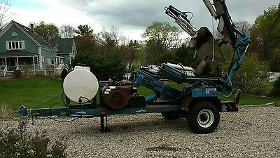 Tree care 646 tm tow tree spade 65 HP Wisconsin