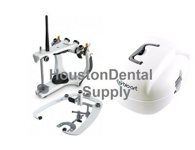 Dental Lab BIOART A7 PLUS Semi-Adjustable Articulator with Face Bow & FREE Case