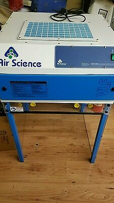 Air Science Flow Cabinet/ PCR Cabinet