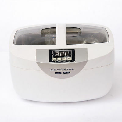 2.5L Heatable Ultrasonic Cleaner Dentist Ultrasonic Dental Lab Instrumet JP-4820