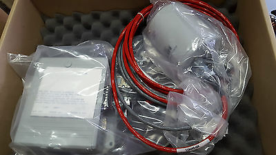 MKS Baratron High Temperature Pressure Transducer Kit 621C BNIB
