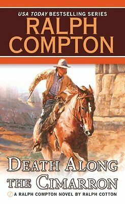 Death Along the Cimarron by Ralph Compton 9780451207692 (Paperback, 2013)