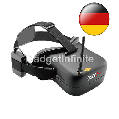 Eachine VR 007 Pro FPV Goggles 5.8G 40CH 4.3 Inch Video Glasses 1600mAh Battery