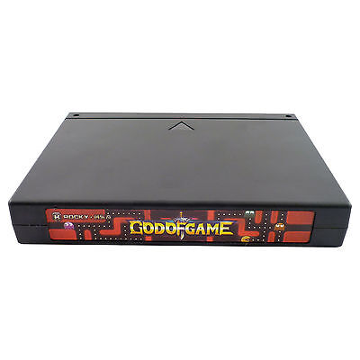 God of Game 900 in1 Multi Game PCB Arrival JAMMA arcade game board Pandora's Box