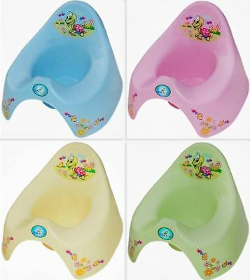 Baby Potty Toilet Training Seat with Lovely Motif and Colours