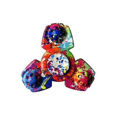 New Cool Hand Spinner Fidget Focus ADHD Autism EDC Desk Toy Gift For Kids