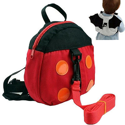 Baby Toddler Keeper Walking Safety Harness Backpack Leash Strap Bag Eyeable Nice