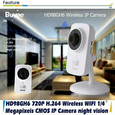 Sricam Indoor HD 720P WiFi Wireless IP CCTV Network Security Camera Night Vision