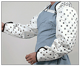 CRL Large Glassworkers Protective Sleeves