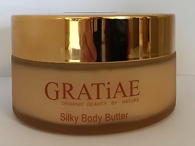 Gratiae Silky Body Butter 145ml BRAND NEW