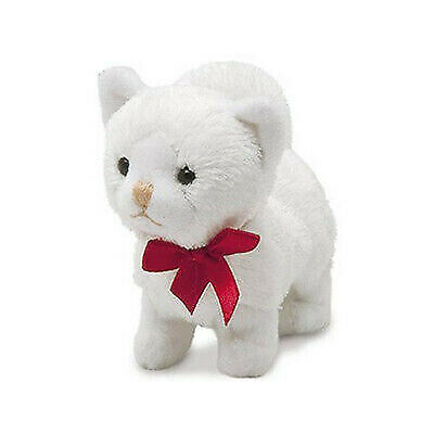 Gatto bianco Trudi sweet collection cm 9 Top quality made in Italy