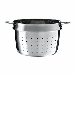 STABIL Pasta insert Stainless steel 3 l - Stainless steel - IKEA - Brand New