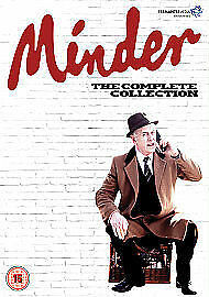 Minder - The Complete Collection    33-Disc Box-Set     New      Fast  Post