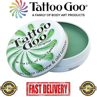 Tattoo Goo Aftercare Salve (21G) - The Best Aftercare for your New Tattoo